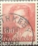 Sellos de Europa - Dinamarca -  Intercambio 0,25 usd 3 krone 1986