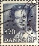 Sellos de Europa - Dinamarca -  Intercambio 0,35 usd 3,70 krone 1984