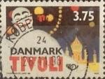 Stamps Denmark -  Intercambio cxrf2 0,30 usd 3,75 krone 1993