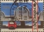 Stamps Denmark -  Intercambio 0,25 usd 2,80 krone 1986