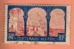 Sellos del Mundo : Europa : Francia :  Centenario de Algeria