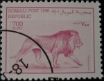 Stamps Africa - Somalia -