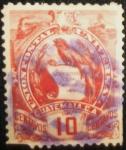 Stamps America - Guatemala -  Escudo de Armas