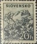 Sellos de Europa - Eslovaquia -  Intercambio 0,20 usd 20 h. 1940