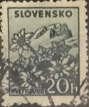 Stamps : Europe : Slovakia :  Intercambio ma4xs 0,20 usd 20 h. 1940