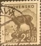 Sellos del Mundo : Europa : Eslovaquia : Intercambio 0,25 usd 25 h. 1940