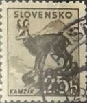 Sellos de Europa - Eslovaquia -  Intercambio 0,25 usd 25 h. 1940