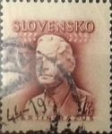 Stamps : Europe : Slovakia :  Intercambio 0,20 usd 1 k. 1944