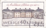 Sellos de Europa - Suecia -  Ovedskloster Rohoko 1770