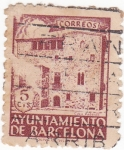 Stamps : Europe : Spain :  ayuntamiento de Barcelona (19)