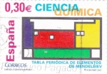 Stamps Spain -  ciencia y química (19)