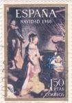 Stamps Spain -  Navidad-1968  (19)