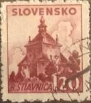 Sellos del Mundo : Europa : Eslovaquia : Intercambio 0,20 usd  1,20 k. 1941