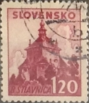 Stamps : Europe : Slovakia :  Intercambio 0,20 usd  1,20 k. 1941