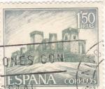 Sellos del Mundo : Europa : España : Castillo de Almodovar (19)