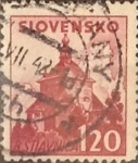 Sellos de Europa - Eslovaquia -  Intercambio 0,20 usd  1,20 k. 1941