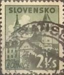 Sellos de Europa - Eslovaquia -  Intercambio 0,20 usd  2 k. 1941