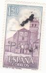 Stamps Spain -  monasterio ntra sra. del Parral (19)