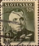 Stamps : Europe : Slovakia :  Intercambio ma4xs 0,30 usd  50 h. 1939