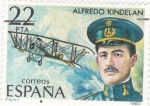 Sellos de Europa - España -  Alfredo Kindelan- aviador