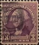 Stamps United States -  Intercambio 0,20 usd 3 cents. 1932