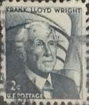 Sellos de America - Estados Unidos -  Intercambio 0,20 usd 2 cents. 1966