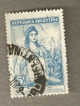 Stamps Argentina -  Transmision presidencial
