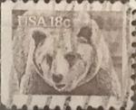 Sellos de America - Estados Unidos -  Intercambio cxrf2 0,20 usd 18 cents. 1981
