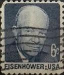 Sellos de America - Estados Unidos -  Intercambio 0,20 usd 6 cents. 1970