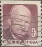 Sellos de America - Estados Unidos -  Intercambio 0,20 usd 8 cents. 1971