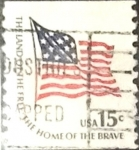 Stamps United States -  Intercambio 0,20 usd 15 cents. 1978