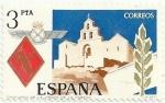 Sellos de Europa - España -  SANTUARIO SANTA MARIA DE LA CABEZA. EDIFIL 2265