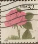 Sellos de America - Estados Unidos -  Intercambio 0,20 usd 32 cents. 1995