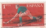 Sellos de Europa - España -  deportes (19)