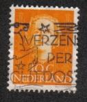 Sellos del Mundo : Europa : Holanda : Queen Juliana (1909-2004)