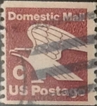 Sellos de America - Estados Unidos -  Intercambio 0,20 usd 20 cents. 1981