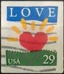 Sellos de America - Estados Unidos -  Intercambio 0,20 usd 29 cents. 1994