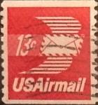 Sellos de America - Estados Unidos -  Intercambio 0,20 usd 13 cents. 1973