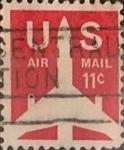 Sellos de America - Estados Unidos -  Intercambio 0,20 usd 11 cents. 1971