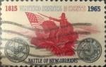 Sellos de America - Estados Unidos -  Intercambio cxrf2 0,20 usd 5 cents. 1965