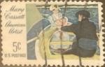 Sellos del Mundo : America : Estados_Unidos :  5 cents. 1966