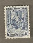 Stamps Ecuador -  III Centenario Fallecimiento BeataMariana de Jesús