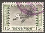 Sellos de America - Costa Rica -   227 - Industria Nacional del azúcar