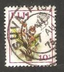 Sellos del Mundo : Oceania : Fiji : 290 - Flor