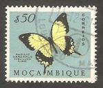 Sellos de Africa - Mozambique -  424 - Mariposa