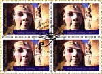 Stamps of the world : ONU :  EGIPTO  - Antigua Tebas y su necrópolis