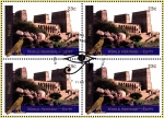 Stamps of the world : ONU :  EGIPTO - Monumentos de Nubia, desde Abu Simbel hasta Philae