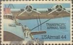 Sellos de America - Estados Unidos -  Intercambio 0,25 usd 44 cents. 1985