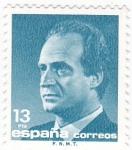 Stamps Spain -  Juan Carlos I (19)