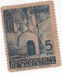 Stamps Spain -  ayuntamiento de Barcelona (19)